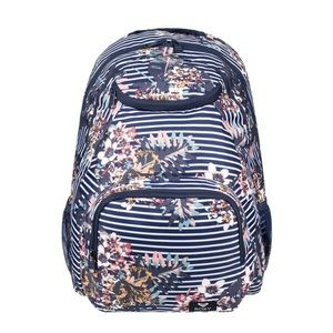 Roxy | shadows swell backpack | striped/floral |